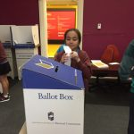 Casting our vote